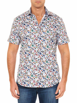BANGERS & MASH SHORT SLEEVE SHIRT BIG