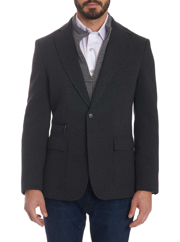 DOWNHILL TAILORED FIT SPORTCOAT