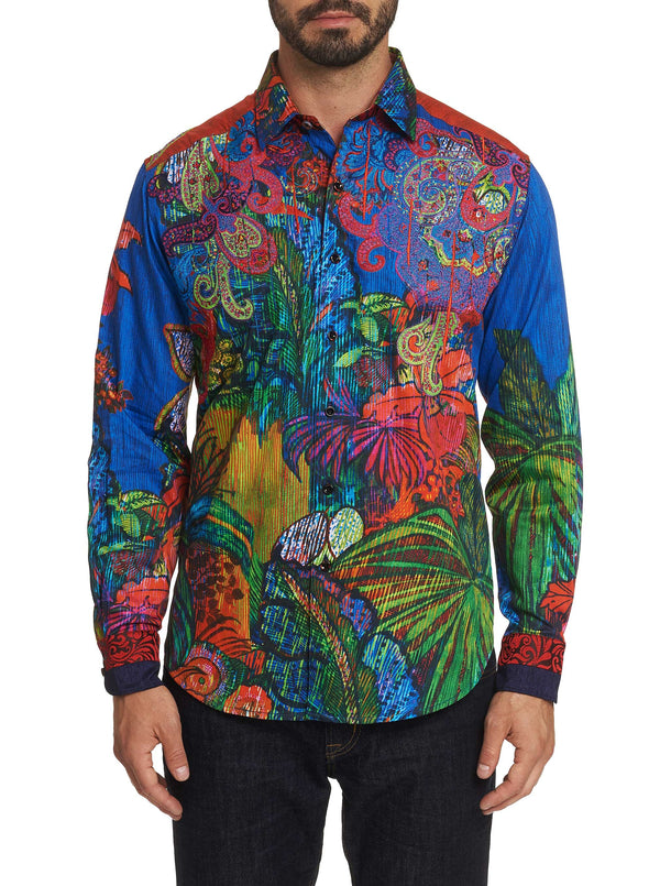Limited Edition TROPICAL HARMONY SPORT SHIRT