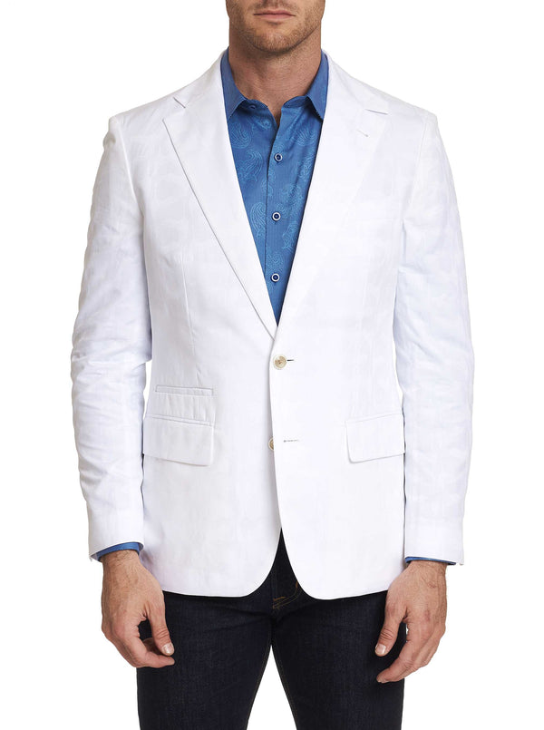 MORIS SPORT COAT LONG FIT