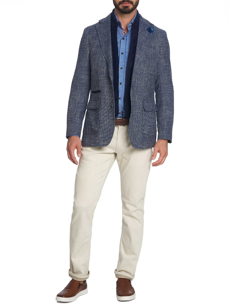 DOWNHILL TAILORED FIT SPORT COAT