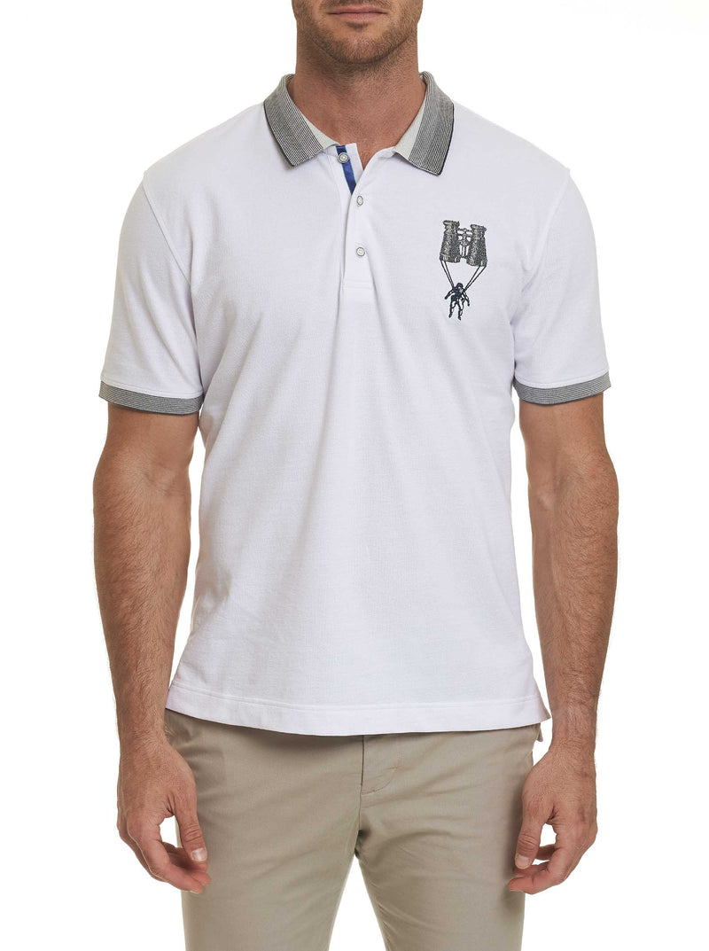 OUT OF SIGHT POLO