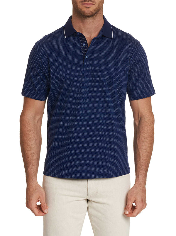 NORTHCLIFF POLO-Navy
