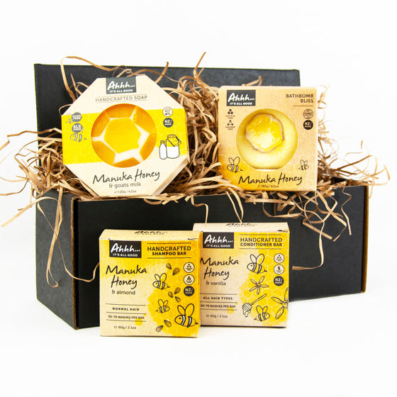 Manuka Honey Gift Set