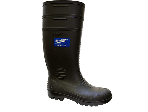 Blundstone Black Gumboot 001