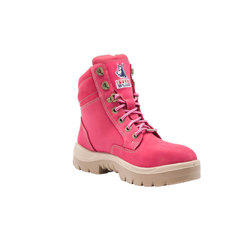 49393eb5e56 Ladies Work Boots, women's work boots, Womens Steel Capped Boots ...