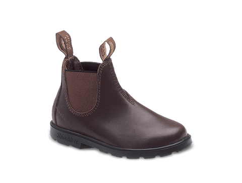 B530 Blundstone Brown Elastic Side Boot - Non Safety