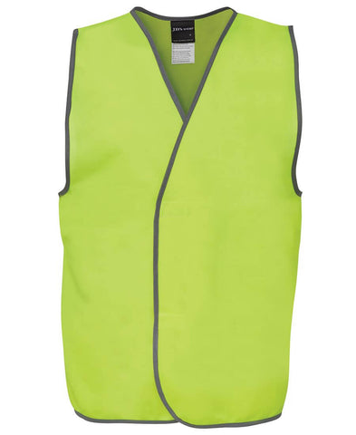6HVSV JBs Hi Vis Safety Vest