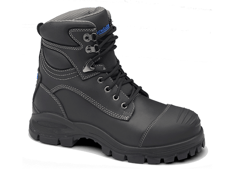 991 Blundstone Lace Up 150mm Ankle Steel Toe Bump Cap - Safety Boot