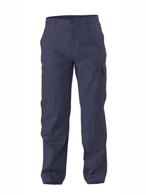 BP6899 Bisley Cotton Drill Cool Light Weight Work Pant