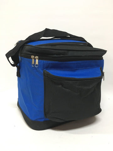 C-018 Soft Cooler 18 Can with Zip Lid