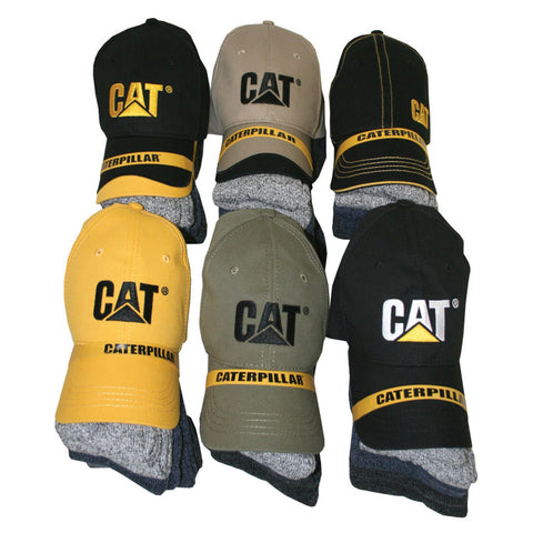 CAT Cap & Socks Bundle