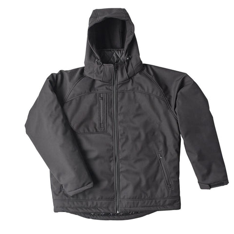 3060 Brahma Cradle Mountain Quilted Soft Shell Hooded Jacket