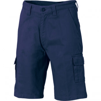 3302 DNC 311gsm Cotton Drill Cargo Shorts