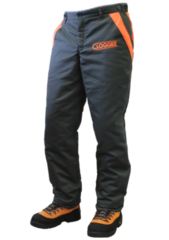 Clogger Defender Chainsaw Trousers T11D