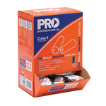 EPOU Pro Bullet Pu Earplugs Uncorded - (Box Of 200)
