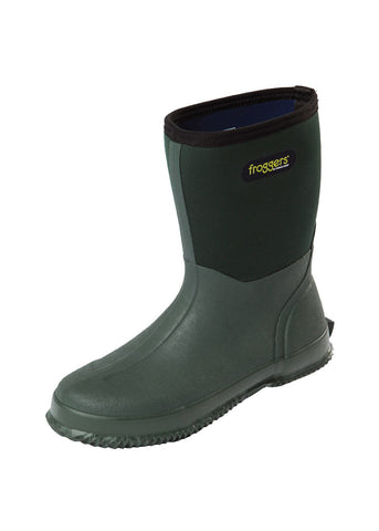 Froggers Womens Scrub Boot TCP28206
