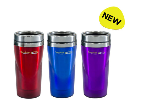 450ml Travel Mug Stainless Steel Inner No Handle