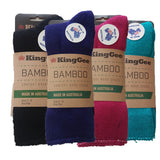 King Gee Bamboo Work Sock Womens