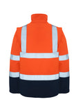 Rainbird Hi Vis Landy Jacket with Tape 8430
