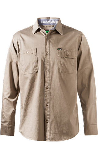 LSH-1 Stretch Work Shirt Long Sleeve