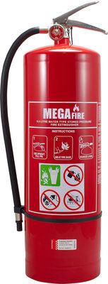 9.0L Air Water Extinguisher with Wall Bracket MF9LAW