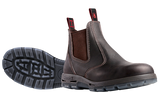 USBOK Redback Bobcat Elastic Sided Steel Toe - Safety Boot