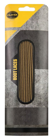 Oliver Boot Laces 155cm - Gold/Brown