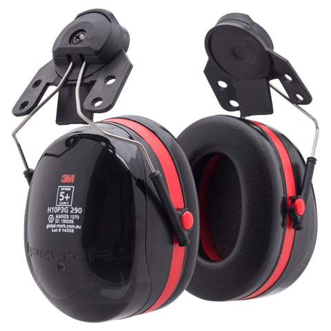 3M Peltor Helmet Attached Ear Muff H10P3G