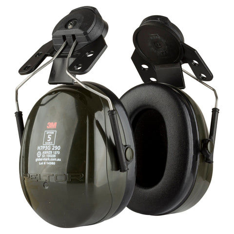 3M Peltor Helmet Attached Earmuff H7P3G