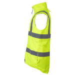 Rainbird Hi Vis Utility Vest with Tape 8553