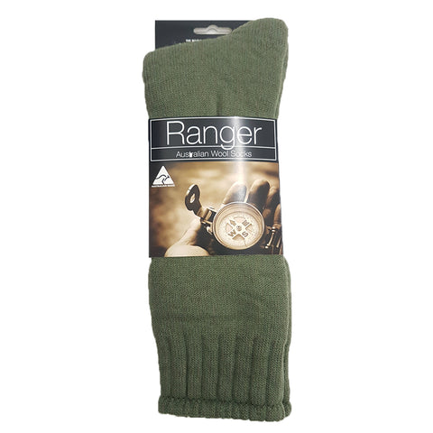 M72 Ranger Australian Made Wool Socks