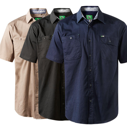 SSH-1 Stretch Work Shirt Short Sleeve