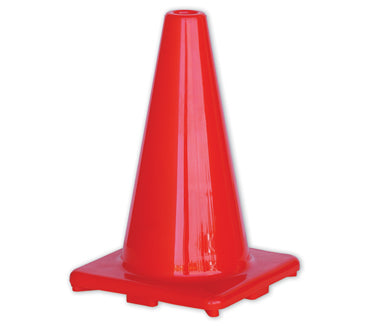 Orange PVC 300mm Traffic Cone TC300