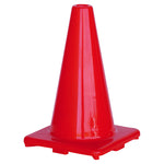 Orange PVC 450mm Traffic Cone TC450