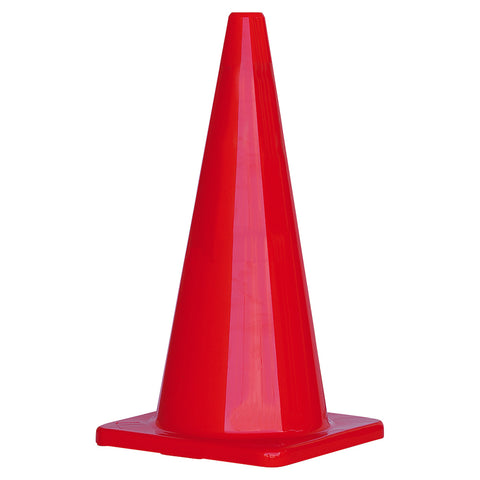 Orange PVC 700mm Traffic Cone TC700