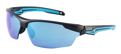 Bolle Tryon Blue Flash Safety Spec TRYOFLASH