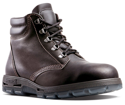 Redback Alpine Oil Kip Lace Safety Boot USAOK