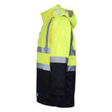 Rainbird Hi Vis Utility 4 In 1 Jacket with Tape 8552