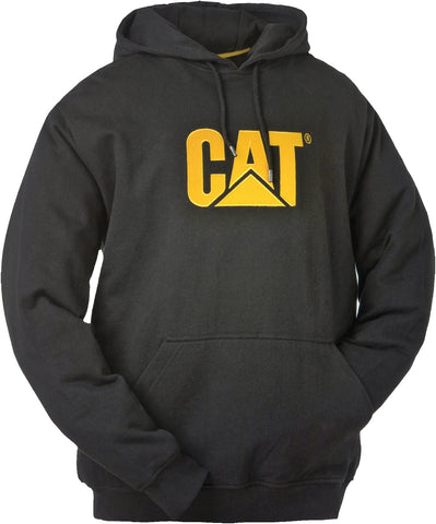 W10646.010 CAT Trademark Hooded Sweatshirt - discontinued