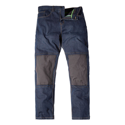 WD-1 FXD Denim Jeans w/ Knee Pads