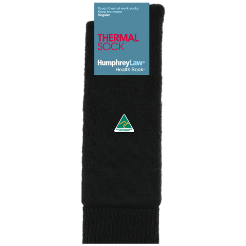 XHF07 Humphrey Law Thermal Socks- 70% Wool 30% Nylon