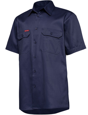 Hard Yakka Core Cotton Drill Lightweight S/S Shirt Y04625