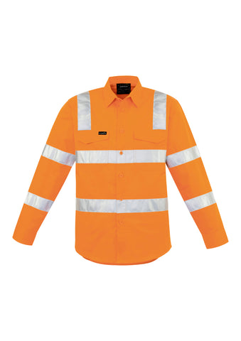 Syzmik Vic Rail Approved Lightweight Shirt ZW680