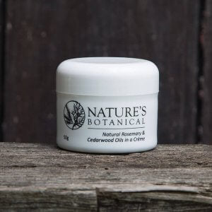 Natures Botanical Insect Repellent Creme Tub 50g
