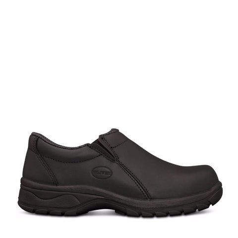 Oliver Slip On Ladies Safety Shoe 49-430