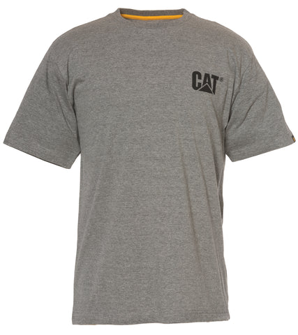 CAT Trademark Short Sleeve Tee Shirt