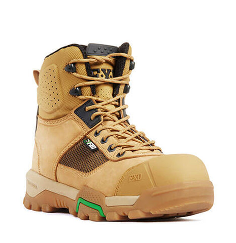 FXD Zip Sided 6 Inch Safety Boot WB-1