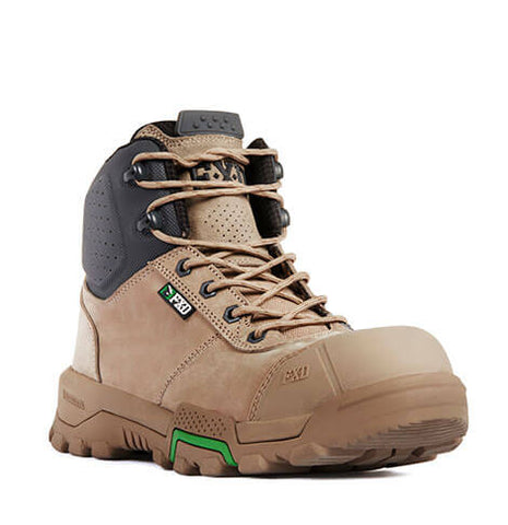 FXD Zip Sided 4.5 Inch Safety Boot WB-2
