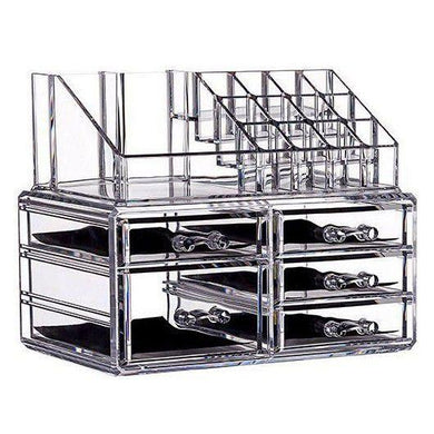 Cosmetic Make Up Acrylic 5 Drawer organizer